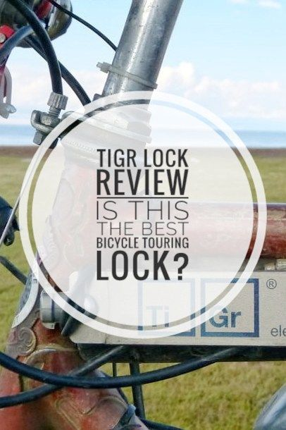 Tigr Lock Review After 25 000km Is This The Best Lock For