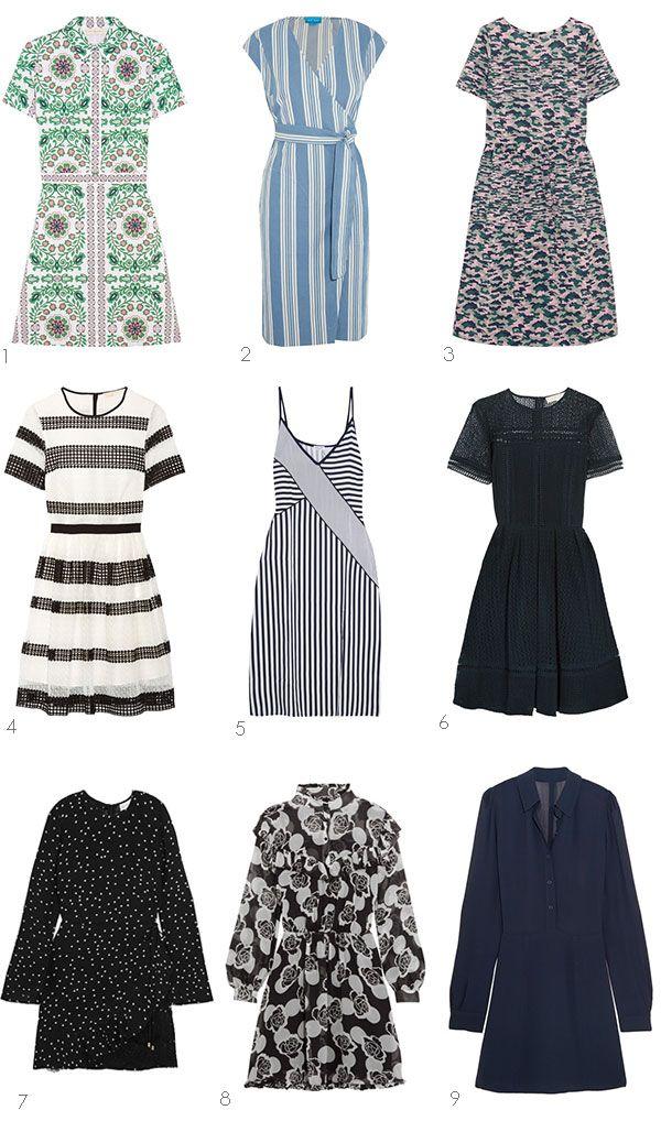 15 Spring Dresses http://ridgelysradar.com/2017/04/15-spring-dresses.html