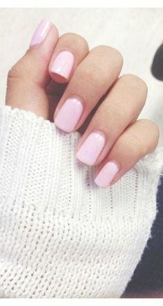 Nails on Pinterest | Matte Nails, White Nails and Minimalist Nails