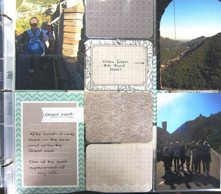 Layout by Lindsay Scanes using the Heritage and Jade core kits...