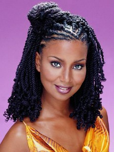 The 25+ best African braids hairstyles pictures ideas on Pinterest ...