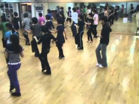Mambo Rock - Line Dance (Demo & Walk Through)