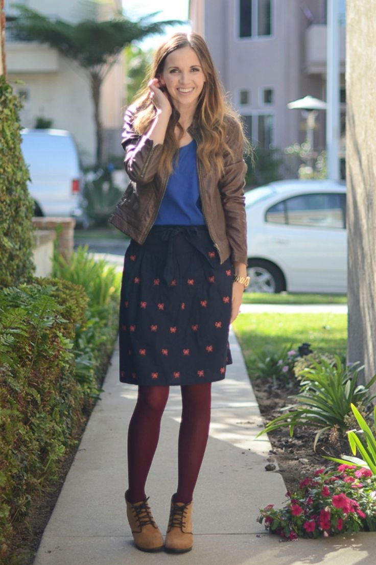 Best 25+ Ankle boots with skirts ideas on Pinterest ...