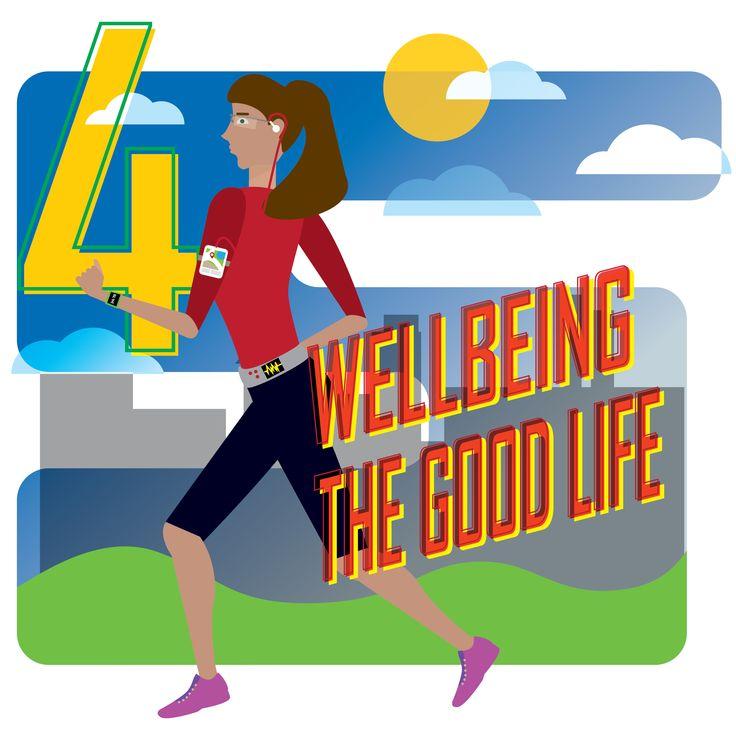 WellbeingTheGoodLife By Noa Ward
