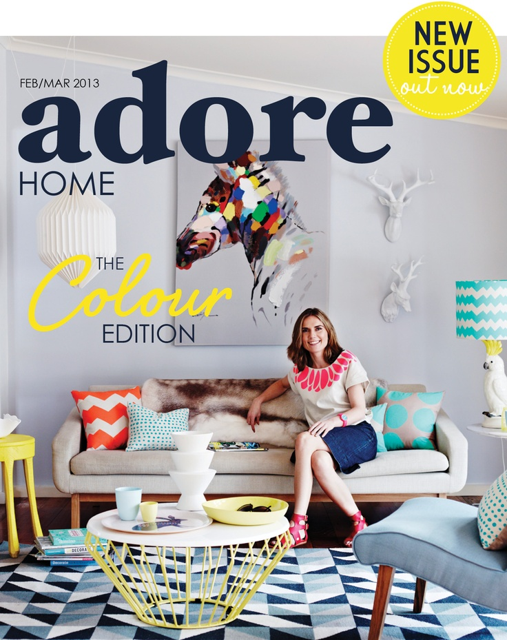 59 best Decor magazines images on Pinterest Magazine covers