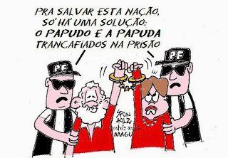 Por um Serviço Público +Transparente e +Eficiente!: Os 14 Crimes de Dilma Rousseff.