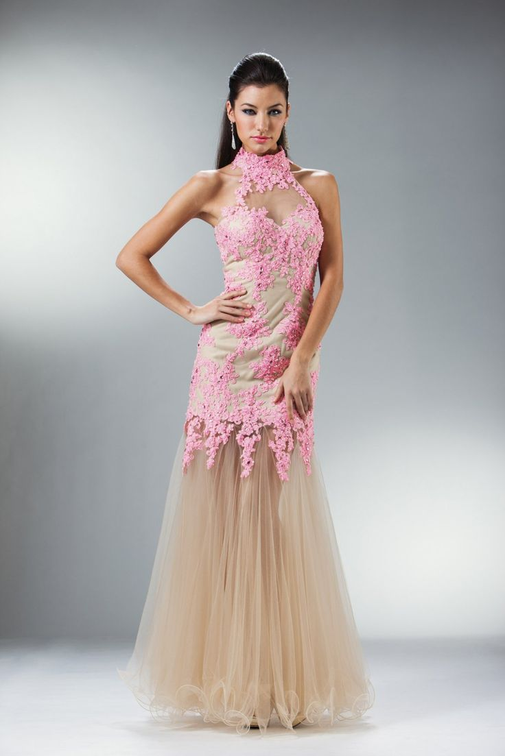 Decadent and elegant this dress is a show stopper from jasz couture