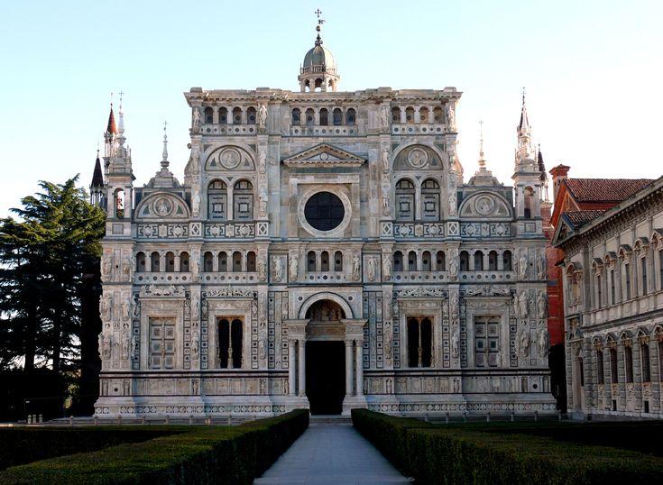 7. Certosa di Pavia