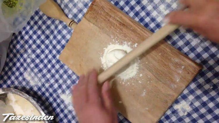 Ev Ortamında Antep Fıstıklı Katmer Hazırladık - Mutfakta Anne Var
