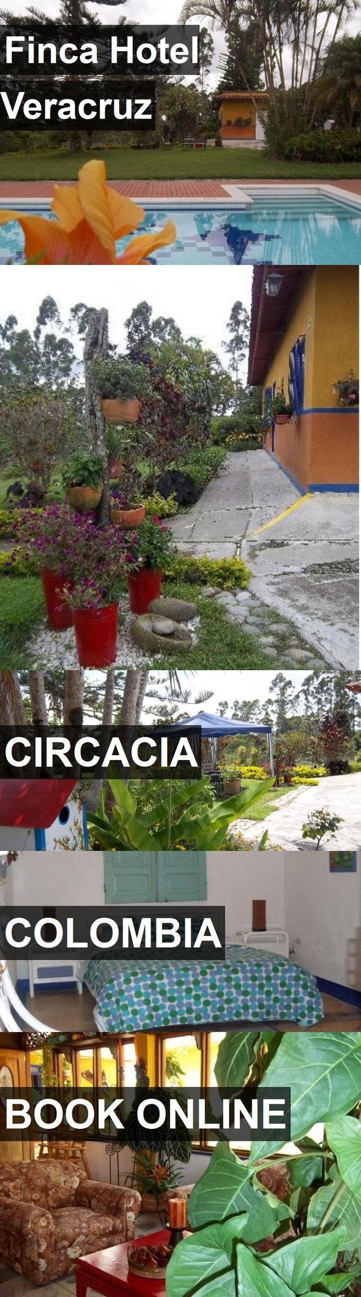 Finca Hotel Veracruz in Circacia, Colombia. For more information, photos, reviews and best prices please follow the link. #Colombia #Circacia #travel #vacation #hotel