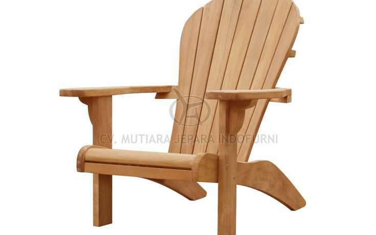 New Adirondack Chair
