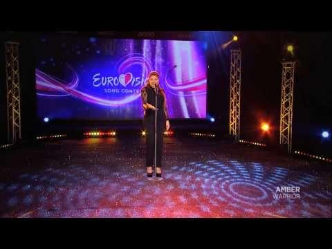 RAQUEL - Stop Haunting Me - Malta Eurovision Song Contest 2014 - 2015 - YouTube