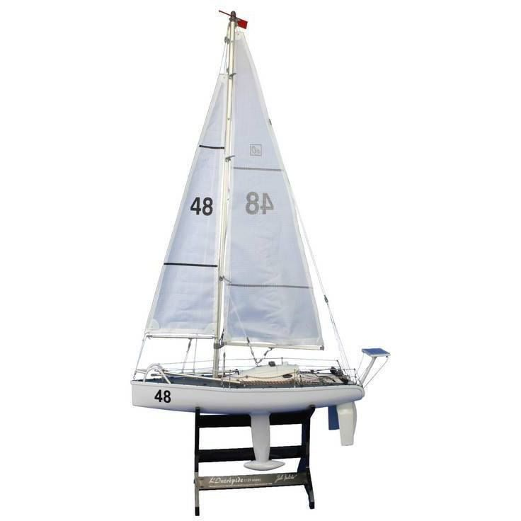Ready To Run Remote Control Sailboat 47 inch