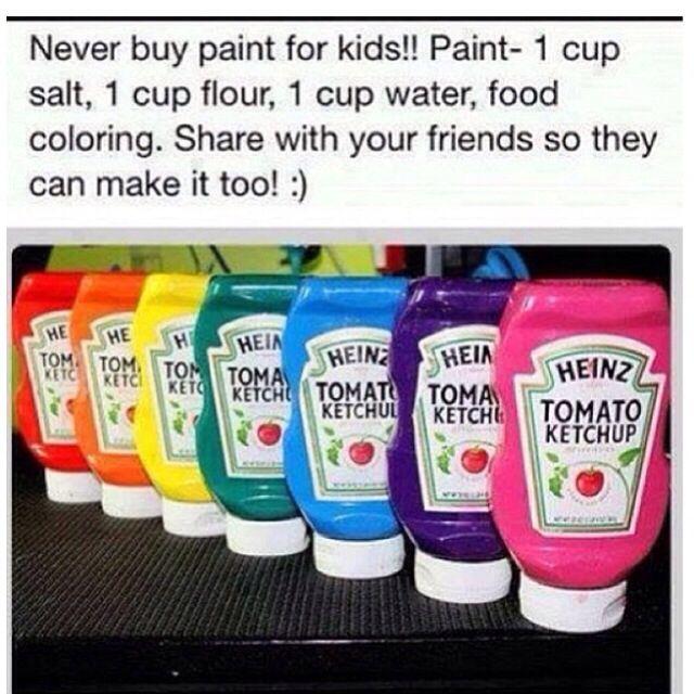 Kids paint!!!!!!!!!