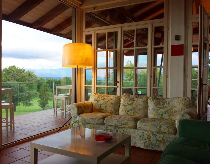 The tea room, Villaverde Bar&Restaurant, Fagagna - Italy.