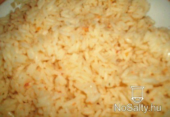 A legegyszerűbb rizs mikróban