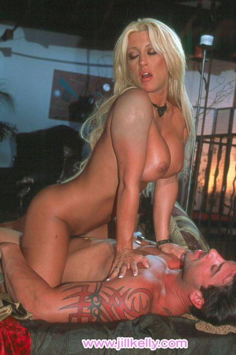 Jill kelly porn