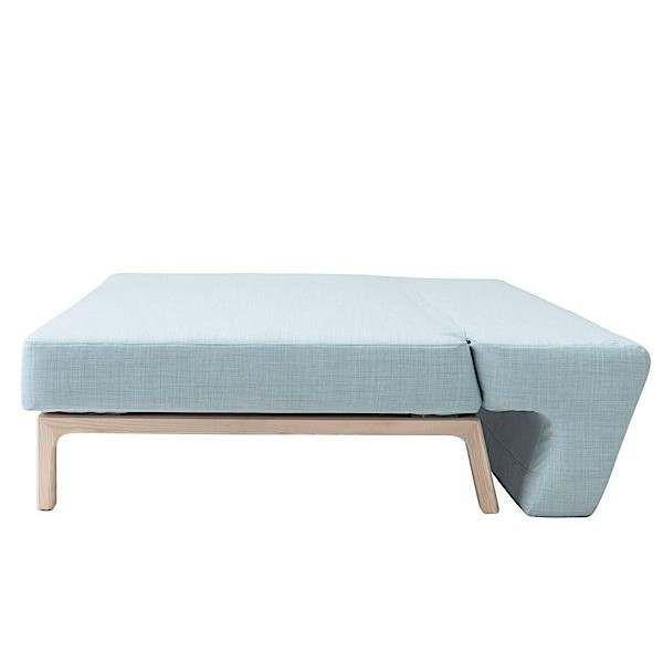 Le Canapé-lit LAZY : un sofa convertible en lit en quelques secondes ...