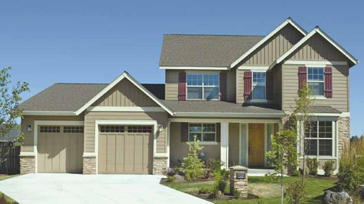 42 best images about house plans on pinterest house for American craftsman house plans