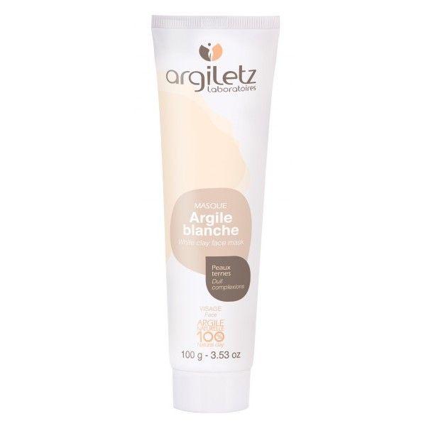 Masque Argile Blanche (couperose, peaux ternes, rougeurs)