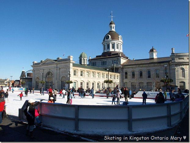 Kingston in Feb