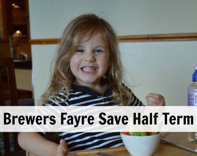 Brewers Fayre Save Half Term