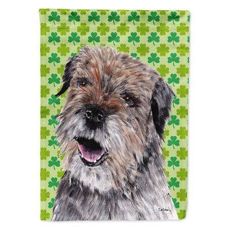 Patio Garden Border Terrier Outdoor Flags Terrier