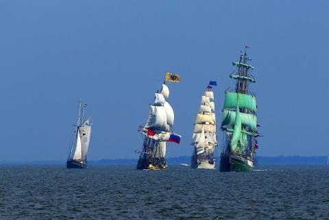 The Tall Ships Races - Szczecin