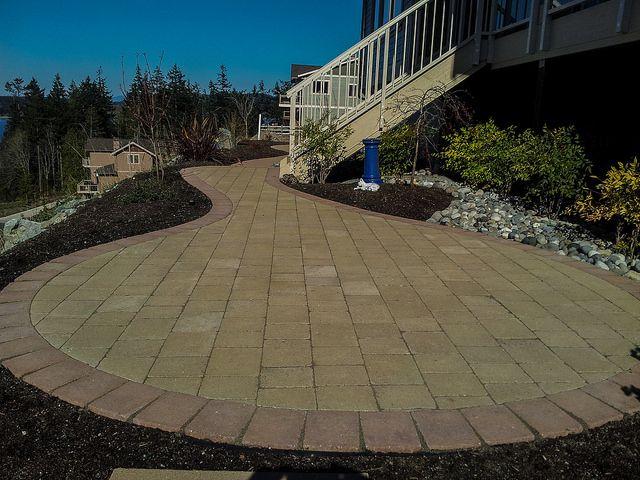 Paver patio  Choice Landscapes LLC