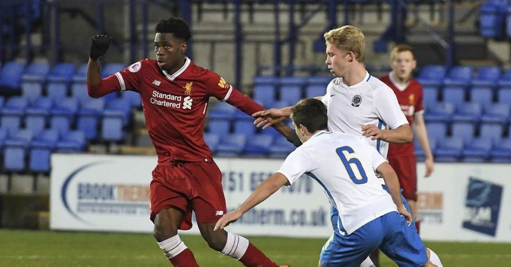 Liverpool Struggling to Re-Sign Ejaria and Wilson