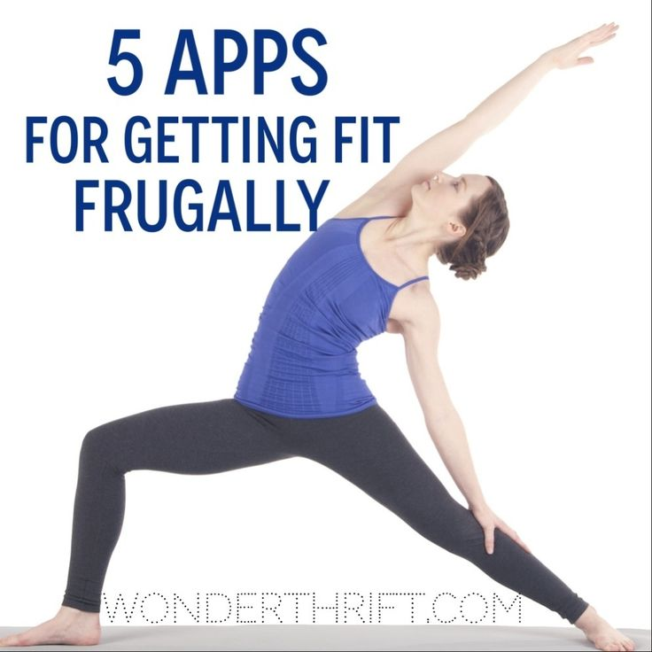 Thrifty Activities: 5 Exercise Apps for Frugal Fitness