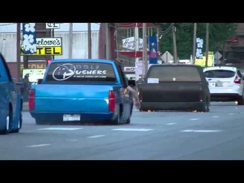 Mini Truckin Nats 2014 Draggin - YouTube