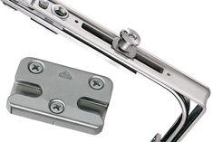 Roto Patio Z - Ferramenta standard con comando d'arresto per finestre e porte scorrevoli in parallelo a ribalta fino a 200 kg - Montaggio della ferramenta | Roto Frank AG