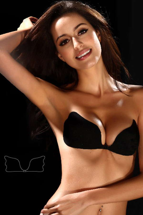 N-Gal Stick-on Wing shape Strapless Bra @ Rs. 623.00 for more ...