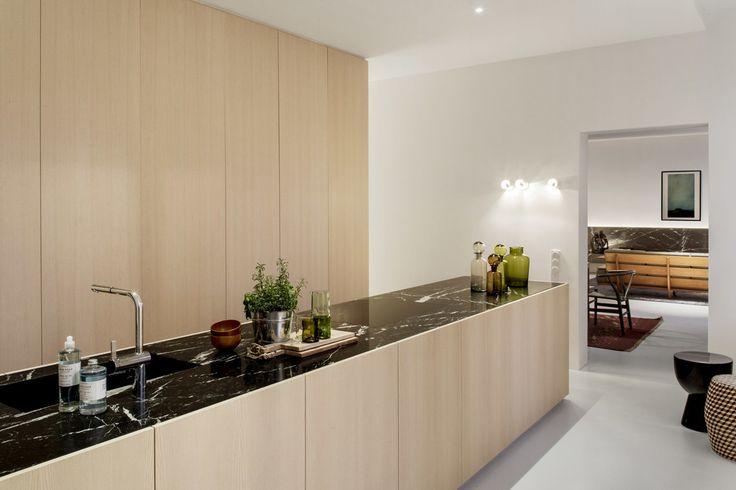 1000 ideen zu minimalistische k chen auf pinterest for Wohnung minimalistisch