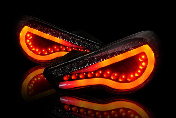 Fierce Led Tail Lights