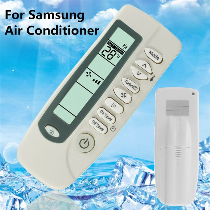 3V DC Universal Remote Control Suitable For Samsung Air Conditioner ARH-428 454 ARC-701 406 755 Air Conditioning Parts #Affiliate