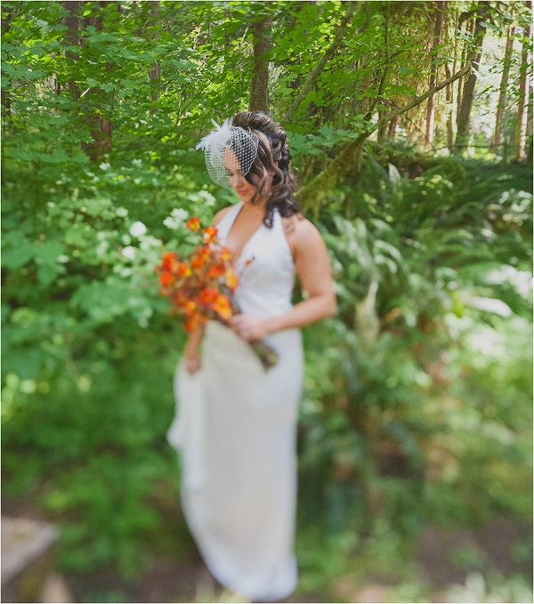 Fancy romantic rustic forest wedding Loloma Lodge near Bend Oregon Jane in the Woods