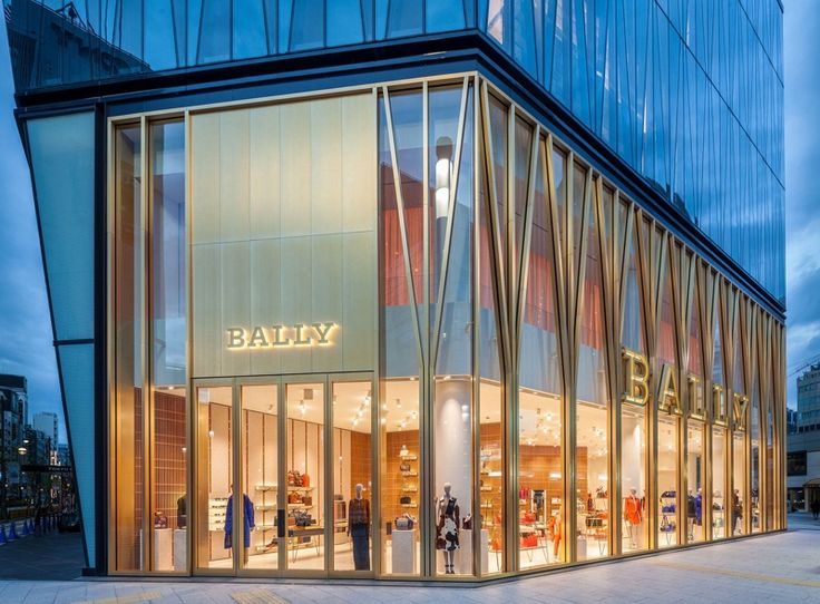 BALLY 在东京开了间旗舰店,除了不错的购物环境还有展览可以看 - 中国时尚网资讯频道-时尚业界 - 中国时尚网—时尚界高端时尚门户网站