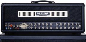 Image of Mesa/Boogie Road King - Series II Guitar Amplifier Head, Width 27-3/4in
