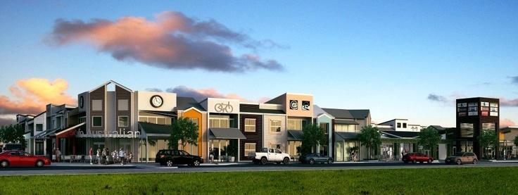 Fitzgibbon Neighbourhood Centre > Urban Land Development Authority > Design and development application documents