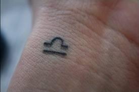 Libra tattoo.: Libra Symbol, Creative Tattoo, Delicate Tattoo, Tattoo Design, Tattoos For Men, Leo Tattoo, Libra Sign Tattoos, Small Rose Tattoo Simple, Libra Tattoo
