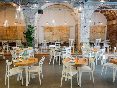 Grain Store Restaurant (Kings Cross - London)