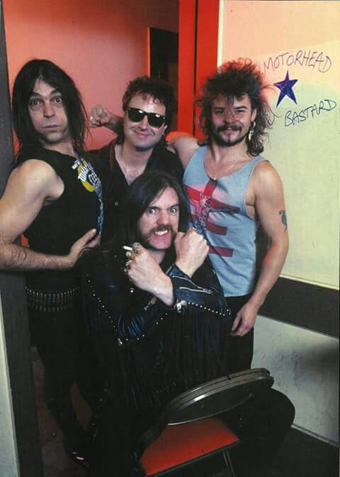 Wurzel/Lemmy Kilmister/Phil Campbell/Phil Taylor