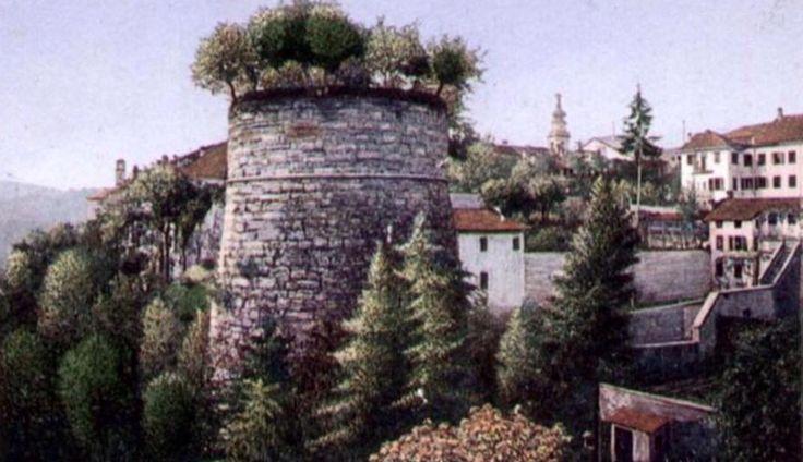 Il Torrione Belluno Dolomiti Veneto Italia