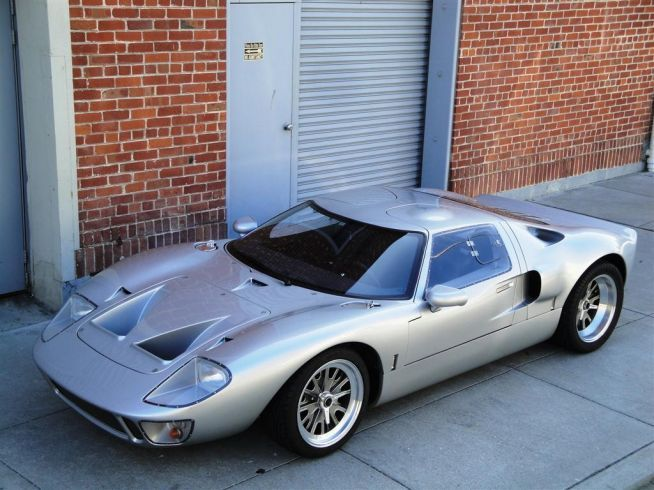 You Will See The Details Of Every Components On Those Ford Gt Replica South Sidewinder Pinterest Ford Gt Ford And Ford Gt