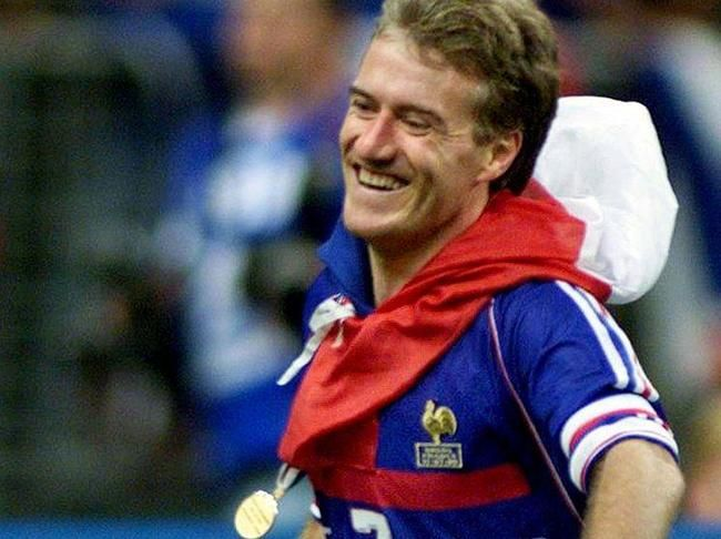 Didier Deschamps - Defensive-Midfielder