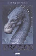 Christopher Paolini  Eragon   Un ragazzo. Un drago. Un mondo di avventure. Quando Eragon trova una liscia pietra blu nella foresta, è convinto che gli sia toccata una grande fortuna: potrà venderla e nutrire la sua famiglia per tutto l'inverno. Ma la pietra in realtà è un uovo. Quando si schiude rivelando il suo straordinario contenuto, un cucciolo di drago, Eragon scopre che gli è toccata in sorte un'eredità antica come l'Impero. http://www.sbv.mi.it/opac/caricascheda.do?id=0910000213816