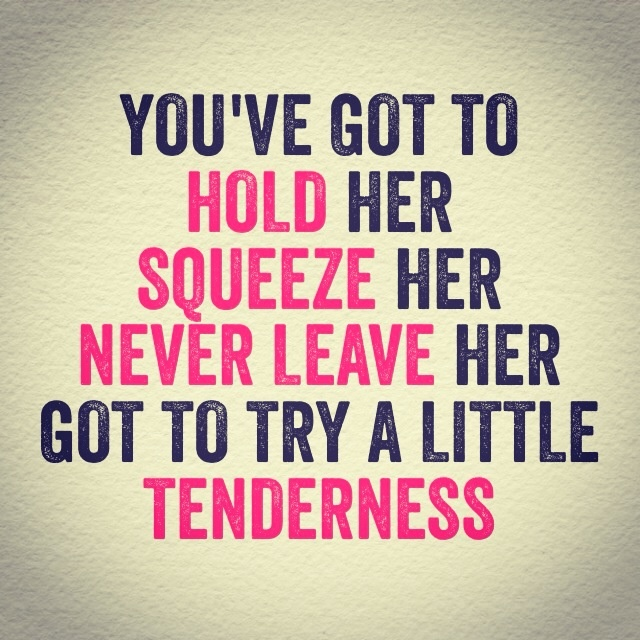 OTIS REDDING'S TRY A LITTLE TENDERNESS HAS TO BE A PART OF MY WEDDING. PREFERABLY OUR 1ST DANCE