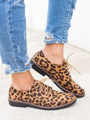 7ab54eb4f2 Description:Upper Material:Faux SuedeToe Type:Round ToeHeel Type:Low  HeelHeel Height Type:Low Heel (<3cm)Accents:Lace-upOccasion:Casual ...
